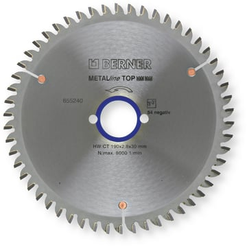 Disc Metalline  Top 350X3,2X30 N108